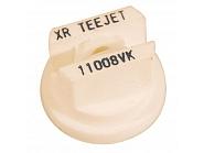 XR11008VK Dysza płaskostrumieniowa XR 110° biała ceramiczna