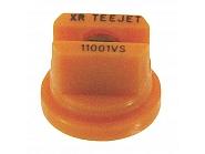 XR11001VS Dysza płaskostrumieniowa XR 110° pomarańczowa V2A, nierdzewna