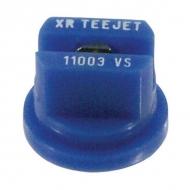 XR11003VS Dysza płaskostrumieniowa XR 110° niebieska V2A, nierdzewna