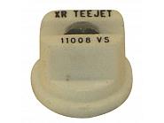 XR11008VS Dysza płaskostrumieniowa XR 110° biała V2A, nierdzewna