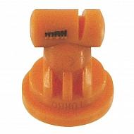 TT11001VP Dysza płaskostrumieniowa TT 110° pomarańczowa tworzywo sztuczne