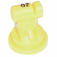 TT11002VP Dysza płaskostrumieniowa TT 110° żółta tworzywo sztuczne