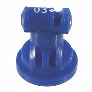 TT11003VP Dysza płaskostrumieniowa TT 110° niebieska tworzywo sztuczne