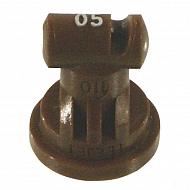 TT11005VP Dysza płaskostrumieniowa TT 110° brązowa tworzywo sztuczne