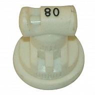 TT11008VP Dysza płaskostrumieniowa TT 110° biała tworzywo sztuczne