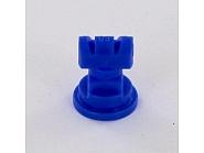TTJ6011003VP Podwójna dysza płaskostrumieniowa TTJ 110° niebieska, tworzywo sztuczne