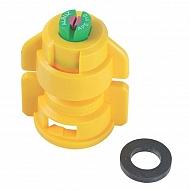 TD11002 Dysza płaskostrumieniowa TD 110° żółta ceramiczna