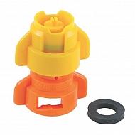 TDXL11001 Dysza wtryskiwacza TDXL 110° pomarańczowa, z tworzywa sztucznego