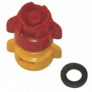 TDXL11002 Dysza wtryskiwacza TDXL 110° żółta, z tworzywa sztucznego