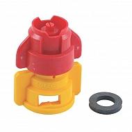 TDXL11002HK Dysza wtryskiwacza TDXL 110° żółta w części, ceramiczna