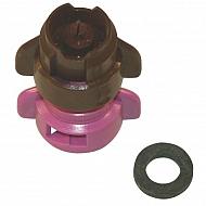 TDXL110025HK Dysza wtryskiwacza TDXL 110° fioletowa w części, ceramiczna