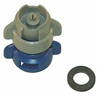 TDXL11003HK Dysza wtryskiwacza TDXL 110° niebieska, częściowo ceramiczna