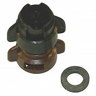 TDXL11005HK Dysza wtryskiwacza TDXL 110° brązowa w części, ceramiczna