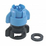 TDXL11010HK Dysza wtryskiwacza TDXL 110° czarna w części, ceramiczna