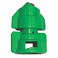 TDHS110015 Dysza płaskostrumieniowa TDHS110° zielona