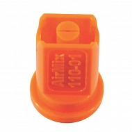 AM11001 Dysza płaskostrumieniowa AirMix 110° pomarańczowa
