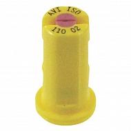 AVI11002 Dysza wtryskiwacza AVI 110° żółta, ceramiczna