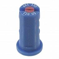 AVI11003 Dysza wtryskiwacza AVI 110° niebieska, ceramiczna