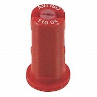AVI11004 Dysza wtryskiwacza AVI 110° czerwona ceramiczna