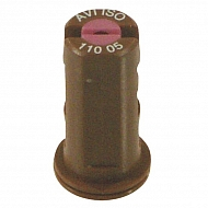 AVI11005 Dysza wtryskiwacza AVI 110° brązowa, ceramiczna