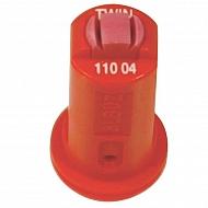 AVITWIN11004 Dysza wtryskiwacza AVI TWIN 110° czerwona, ceramiczna