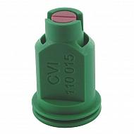CVI110015 Dysza wtryskiwacza CVI 110° zielona, ceramiczna