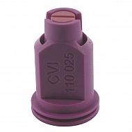 CVI110025 Dysza wtryskiwacza CVI 110° fioletowa, ceramiczna