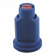 CVI11003 Dysza wtryskiwacza CVI 110° niebieska, ceramiczna