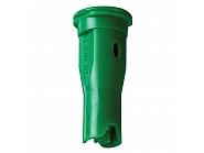 ID3120015POM Dysza wtryskiwacza ID3 120° zielona, z tworzywa sztuczneg