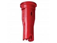 ID12004POM Dysza wtryskiwacza ID 120° 04 czerwona, z tworzywa sztuczneg