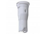 ID12008POM Dysza wtryskiwacza ID 120° biała, z tworzywa sztucznego