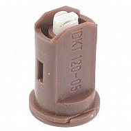 IDK12005C Dysza wtryskiwacza IDK 120° brązowa, ceramiczna
