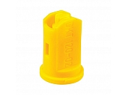 IDKT12002POM Dysza wtryskiwacza IDKT 120° żółta, z tworzywa sztucznego