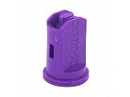 IDKT120025POM Dysza wtryskiwacza IDKT 120° fioletowa z tworzywa sztucznego