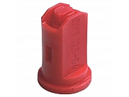 IDKT12004POM Dysza wtryskiwacza IDKT 120° czerwona, z tworzywa sztucznego