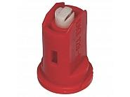 IDKT12004C Dysza wtryskiwacza IDKT 120° czerwona, ceramiczna
