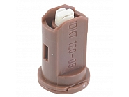 IDKT12005C Dysza wtryskiwacza IDKT 120° brązowa, ceramiczna