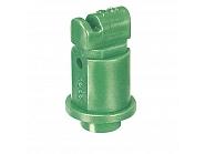 TTI110015VP Dysza płaskostrumieniowa TTI 110° zielona tworzywo sztuczne