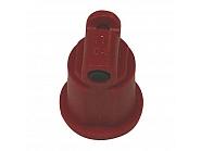 TTI11004VP Rozpylacz o strumieniu płaskim, szczelina 04, z tworzywa sztucznego