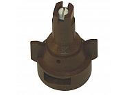 AIC11005VK Dysza wtryskiwacza AIC 110° brązowa, ceramiczna