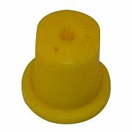 EXAYELLOW Dysza nawozu płynnego EXA 3-otworowa żółta