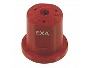 EXARED Dysza nawozu płynnego EXA 3-otworowa czerwona