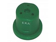 EXAGREEN Dysza nawozu płynnego EXA 3-otworowa, zielona