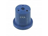 EXABLUE Dysza nawozu płynnego EXA 3-otworowa niebieska