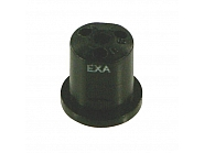 EXABLACK Dysza nawozu płynnego EXA 3-otworowa czarna