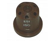 ESI05 Dysza nawozu płynnego ESI 6-otworowa brązowa