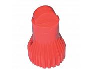 KWRED Dysza nawozy płynne Kwix 3-strumieniowa czerwona