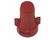 SJ704VP Rozpylacz 7-otworowy, czerwona, z uszczelką, Teejet