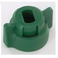 40290005 Pokrywka dyszy 8 mm zielona