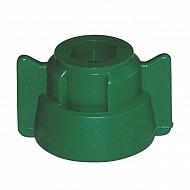 40290705 Pokrywka dyszy 11 mm zielony
